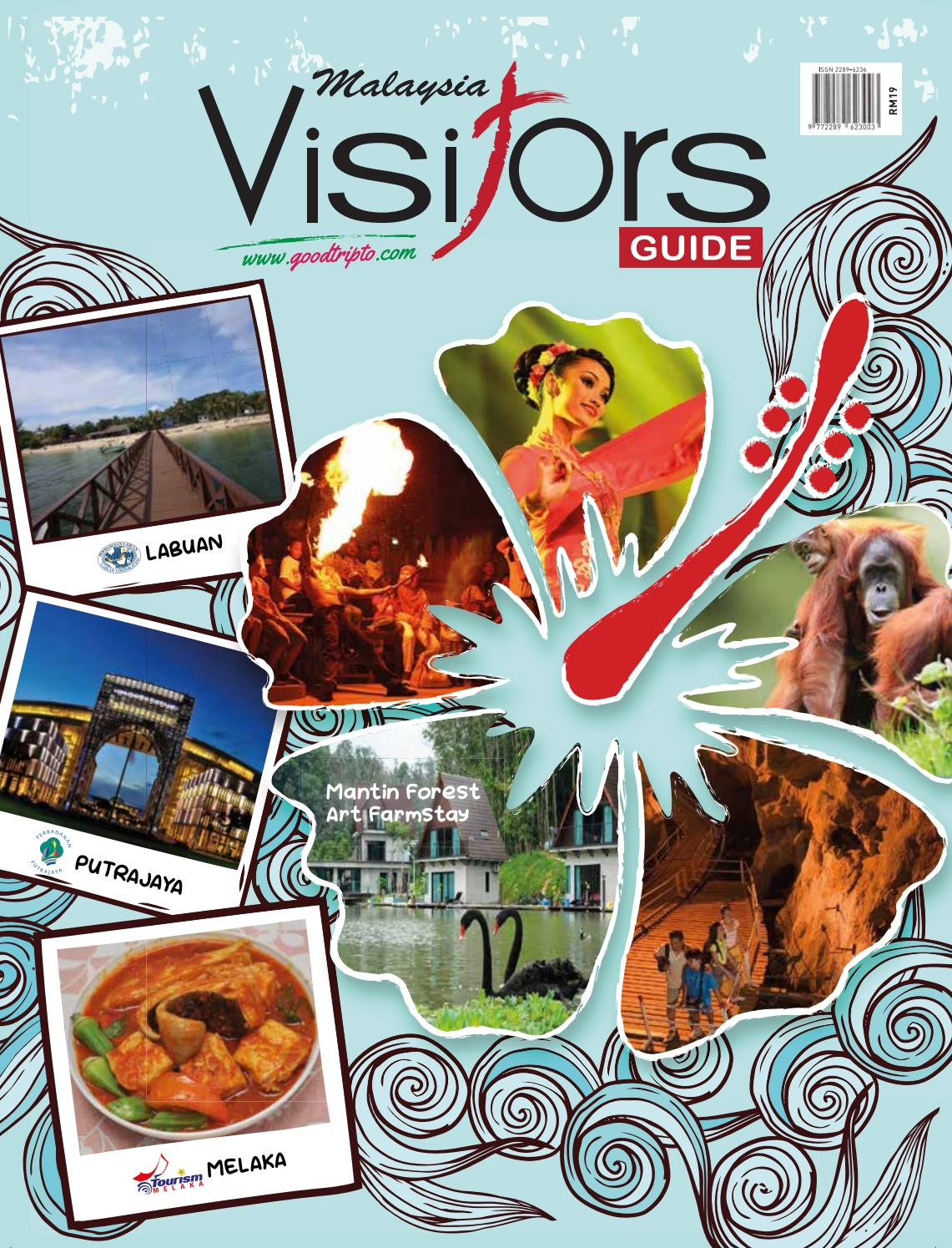 Malaysia Visitors Guide 2018 2019 29th Edition By Tourism Karpet Spiral Spin Hitam Publications Corporation Sdn Bhd Issuu