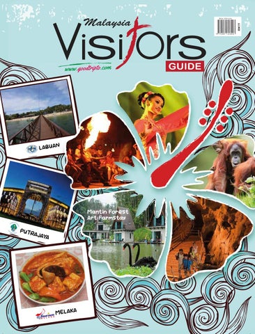 21247c388 Malaysia Visitors Guide 2018/2019 (29th Edition) by Tourism ...