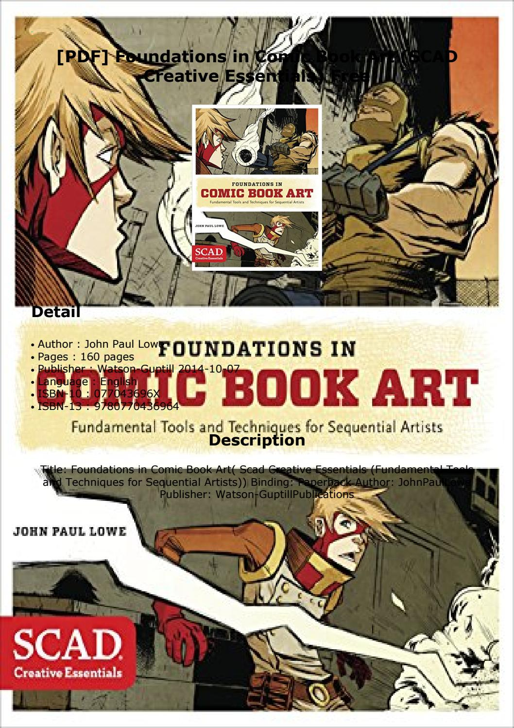 Books pdf comic english