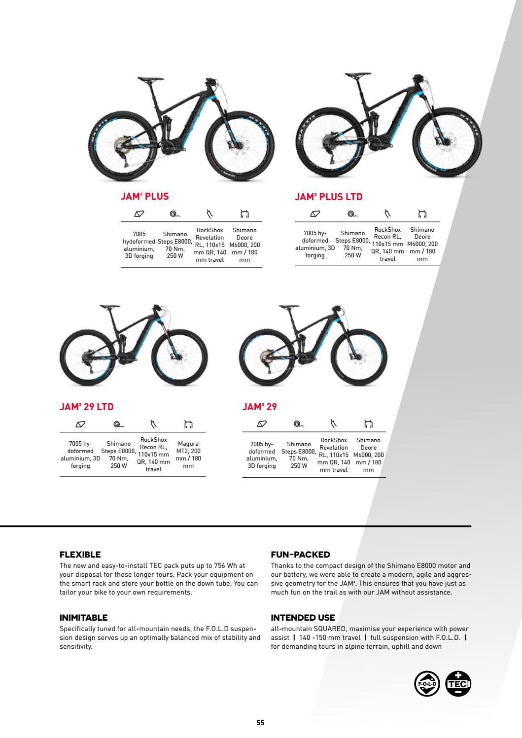 Catalogo Focus Bike 2018 by BikeMTB net - issuu