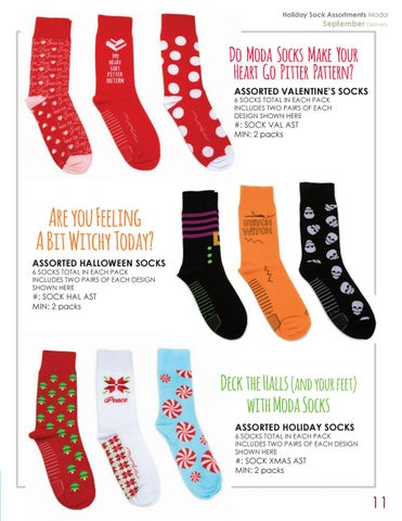 Page 13 of Seasonal Socks