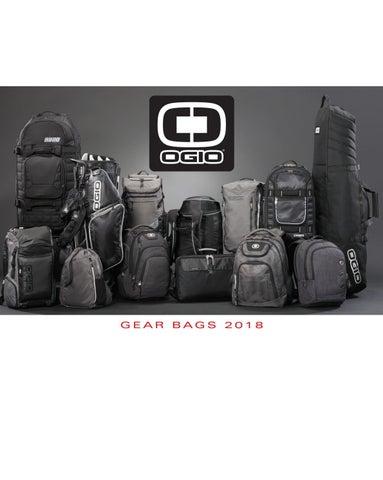 c6da7f4a06b OGIO Gear Bags 2018 by Entity Brands - issuu