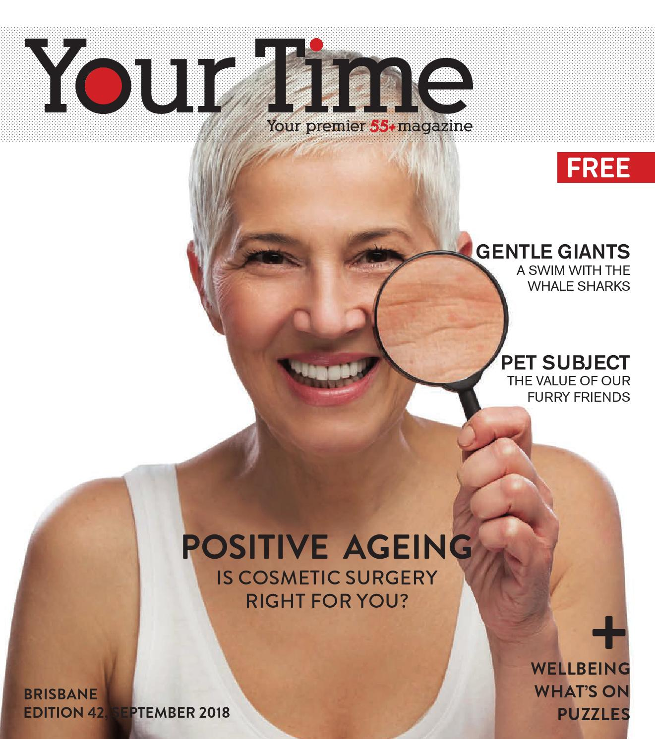 Your Time Magazine Brisbane 2018 edition by My Weekly