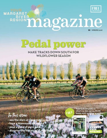 Your Margaret River Region Spring 2018 by Premium Publishers - issuu 83427bec7