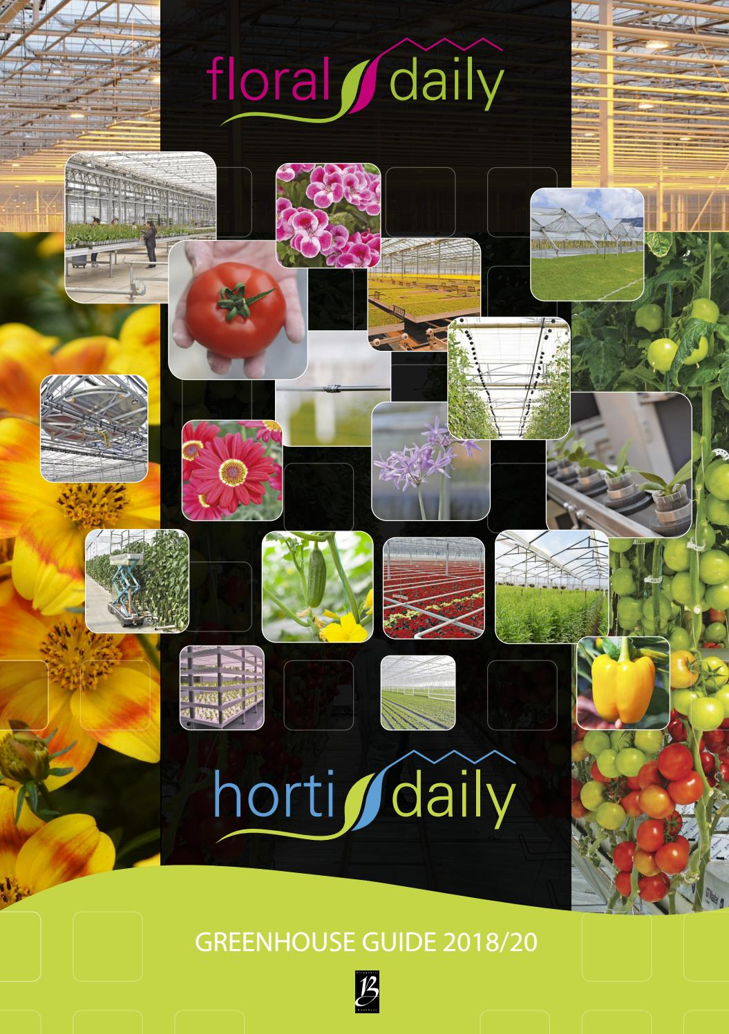 Fleurs En Pot Resistant Au Gel greenhouse guide 2018/20agf vormgeving - issuu