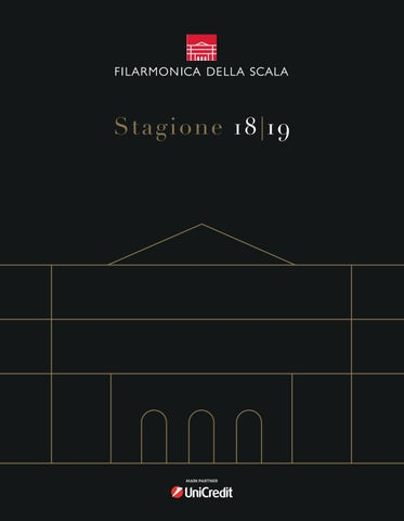 3c403a309d È un grande onore per me presentare la nuova Stagione di Concerti della  Filarmonica della Scala. In questi anni l'attività della Filarmonica ha  largamente ...