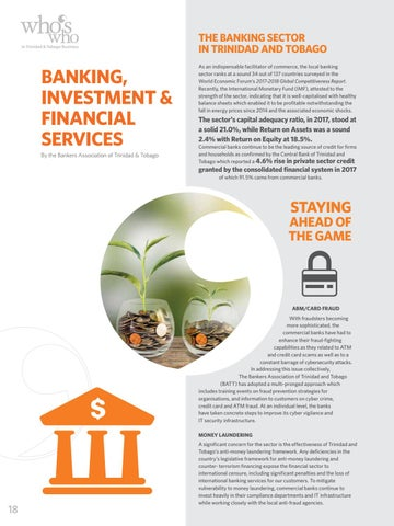 Page 20 of Banking, Investment & Financial Services