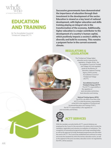 Page 46 of Education & Training