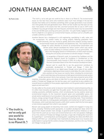Page 79 of Feature Article: Jonathan Barcant