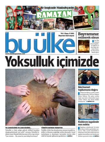 Bu Ülke Gazetesi Sayı:5