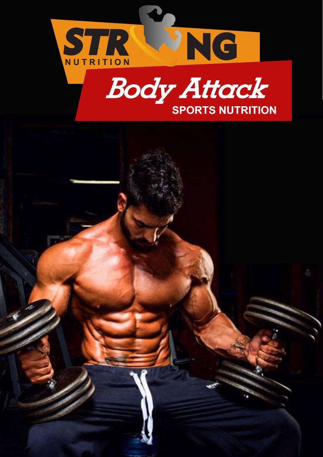Bcaa Kick Body Attack strong_nutrition_ee-katalogerwint5991 - issuu