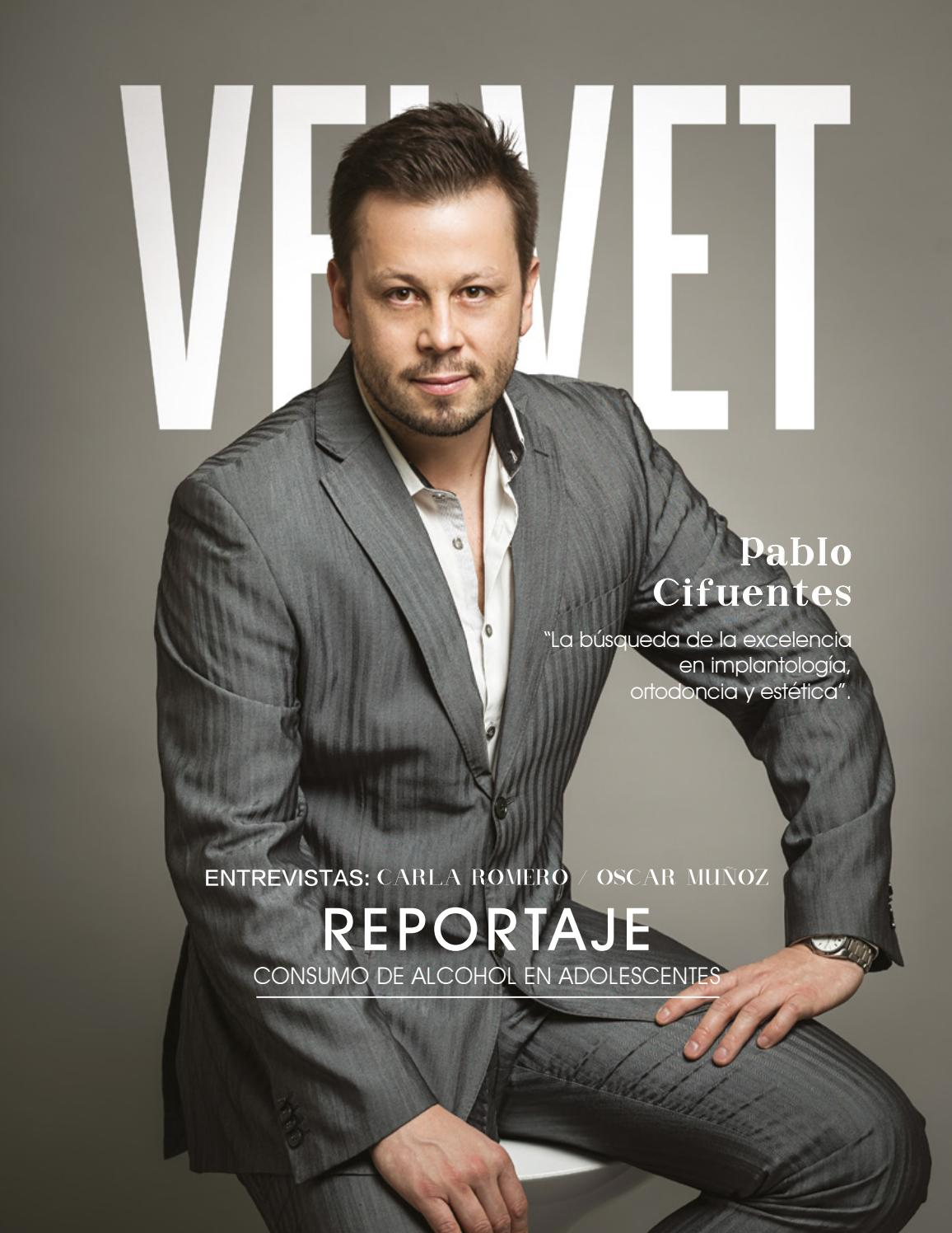 Revista Velvet #55 junio 2018 by Revista Velvet - issuu