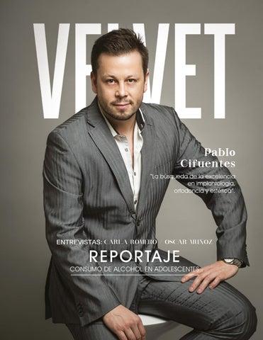 08d5ea993e35 Revista Velvet  57 Agosto 2018 by Revista Velvet - issuu