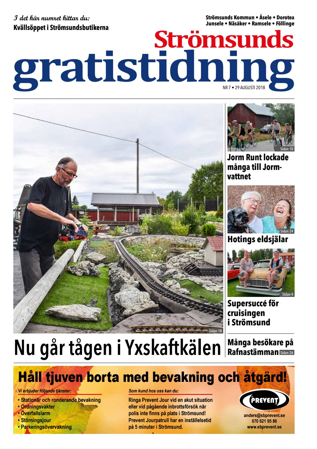 Katarina Bjelke, 56 r i Hoting p Kyrktsj Nyvgen 10