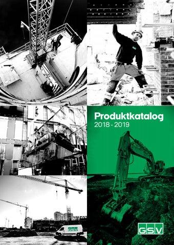 Utroligt GSV Produktkatalog 2018 - 2019 by Rosendahls_online - issuu LO62