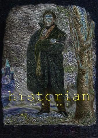 Historian (History Society) TCD by Trinity College Dublin