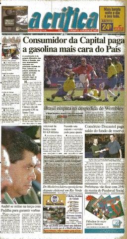 a156c4cd5 Jornal A Crítica - Edição 979 - 28 05 2000 by JORNAL A CRITICA - issuu