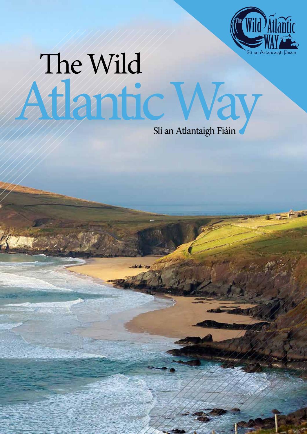 Wild Atlantic Way 2018 by guerinmediaireland - issuu