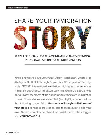Page 8 of Share Your Immigration Story