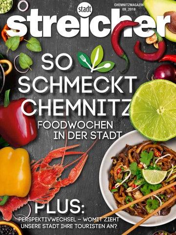 Stadtstreicher September 2018 by Stadtstreicher Stadtmagazin