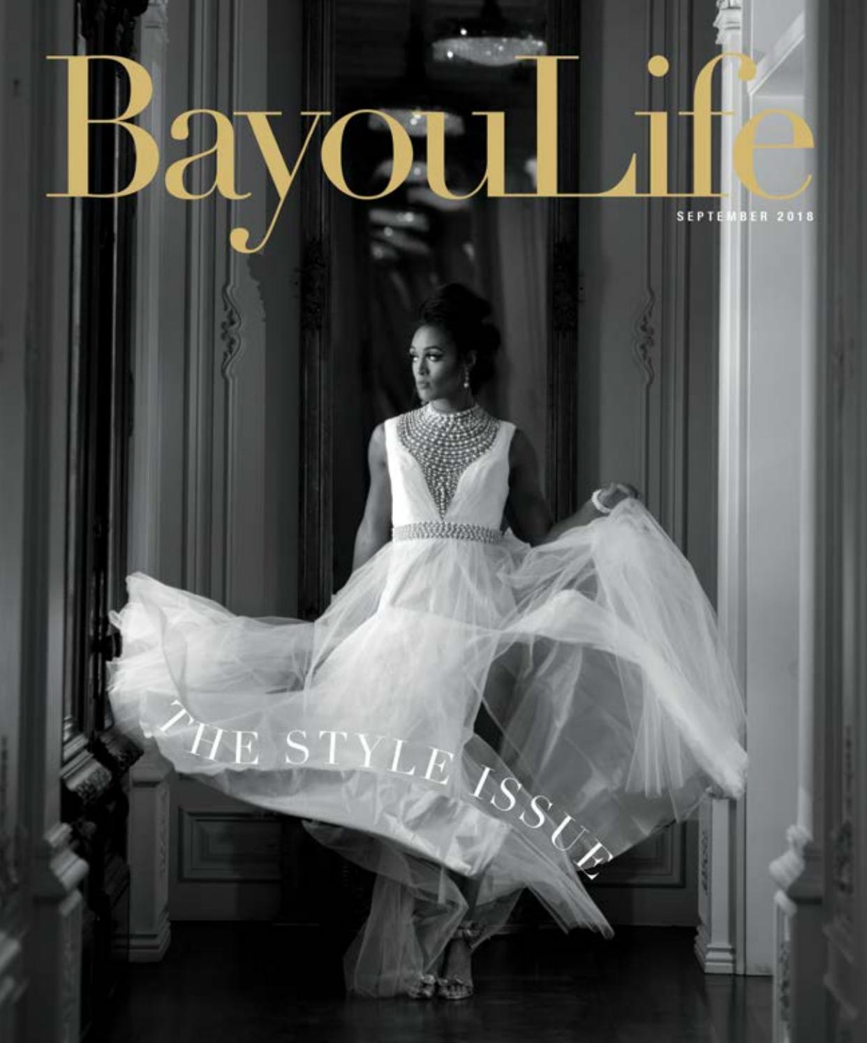 Bayoulife Magazine September 2018 By Issuu Tone Controls Are A Royal Pita As You Have Found Insertion Losses