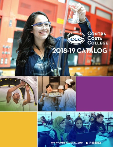 contra costa college 2018 19 catalog by contra costa college issuu rh issuu com