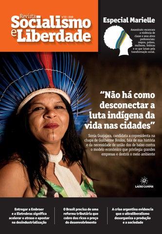 22ª Edição . Revista Socialismo e Liberdade . FLC by Fundação Lauro ... 821bae0d65824