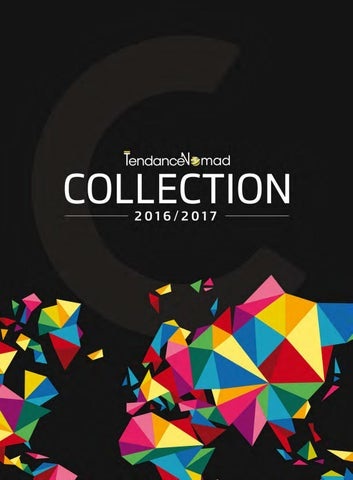 deff0066aff0d3 Tendance Nomad Collection 2016 2017 by TendanceNomad Publishing - issuu