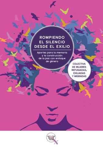 Rompiendo el silencio desde el exilio¨ by Centro Nacional de Memoria ... 460b45c075d