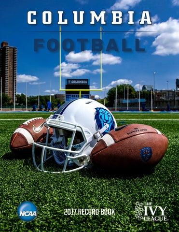 0f7286e6b 2018 Columbia Football Record Book by Columbia University - issuu