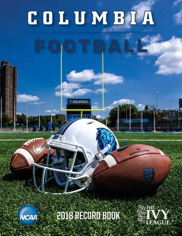 2018 Columbia Football Record Book by Columbia University - issuu 26bccee83