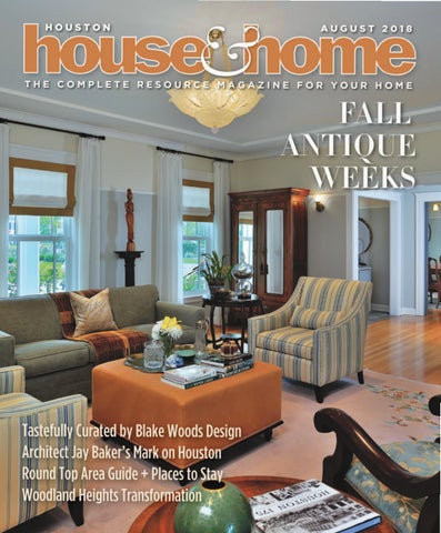 Houston House Home Magazine August 48 Issue By Houston House Extraordinary Bath Remodeling Houston Exterior Painting