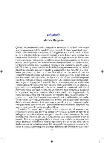 Page 7 of EDITORIALE (Michele Ruggiero)