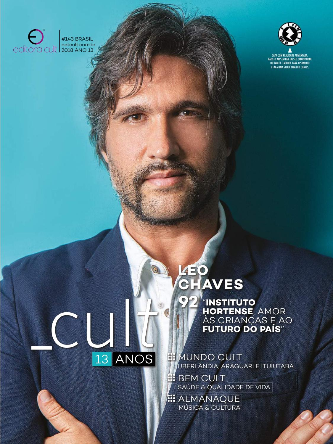 dbd24d0fb Cult 143  Leo Chaves by Revista Cult - issuu