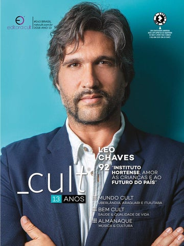 3bd5419abff5c Cult 143  Leo Chaves by Revista Cult - issuu