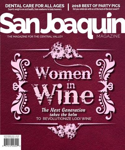 06d2ecb97aafa3 San Joaquin Magazine September 2018 by San Joaquin Magazine - issuu
