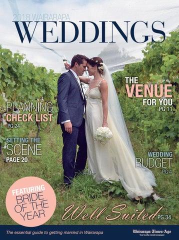 8477fc214b0a Wairarapa Weddings 2018 by Wairarapa Times-Age - issuu