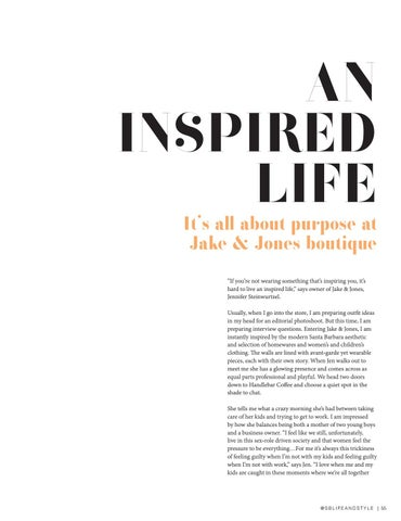 Page 55 of An Inspired Life