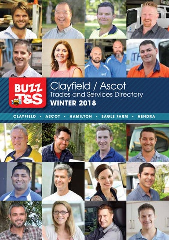 T&S Clayfield/Ascot Winter 2018 by Brisbane Buzz Magazines