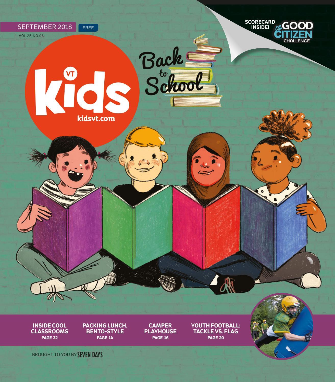 Kids VT — September 2018 by Kids VT - issuu