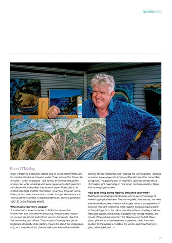 Page 43 of Six Artists of the 2018 Fleurieu Biennale