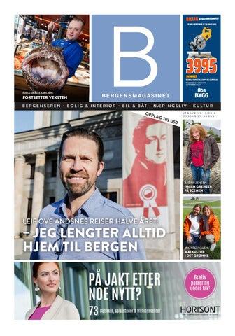 994138cfb Bergensmagasinet nr 13 | 2018 by Molvik - issuu