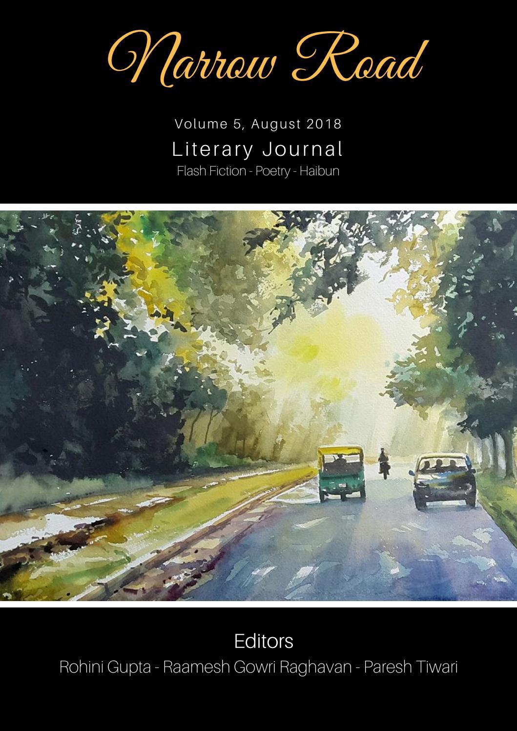 Narrow Road (Vol 5) - Aug 18 by Narrow Road - issuu
