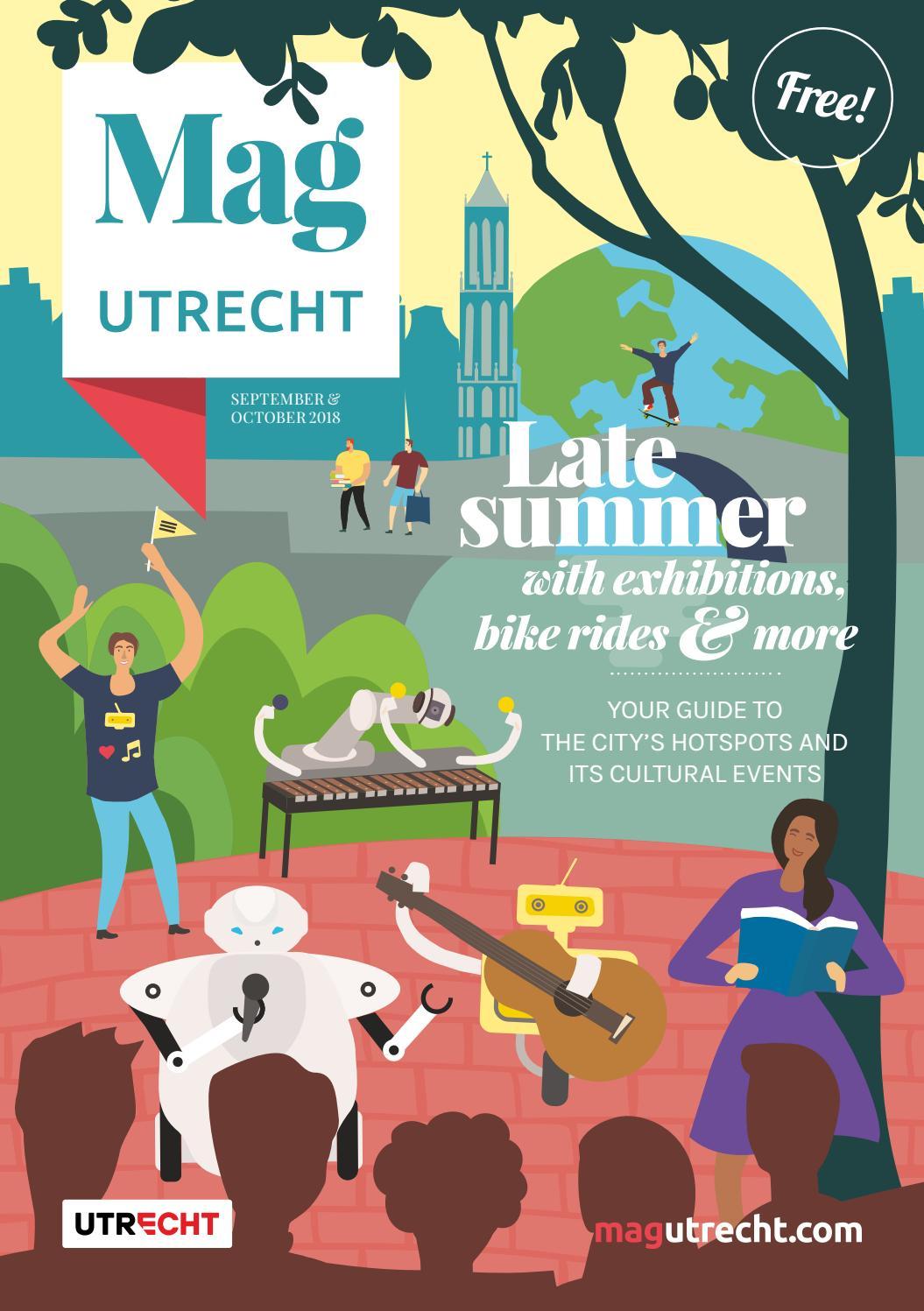 MAG Utrecht #13: September & October 2018 by magutrecht - issuu