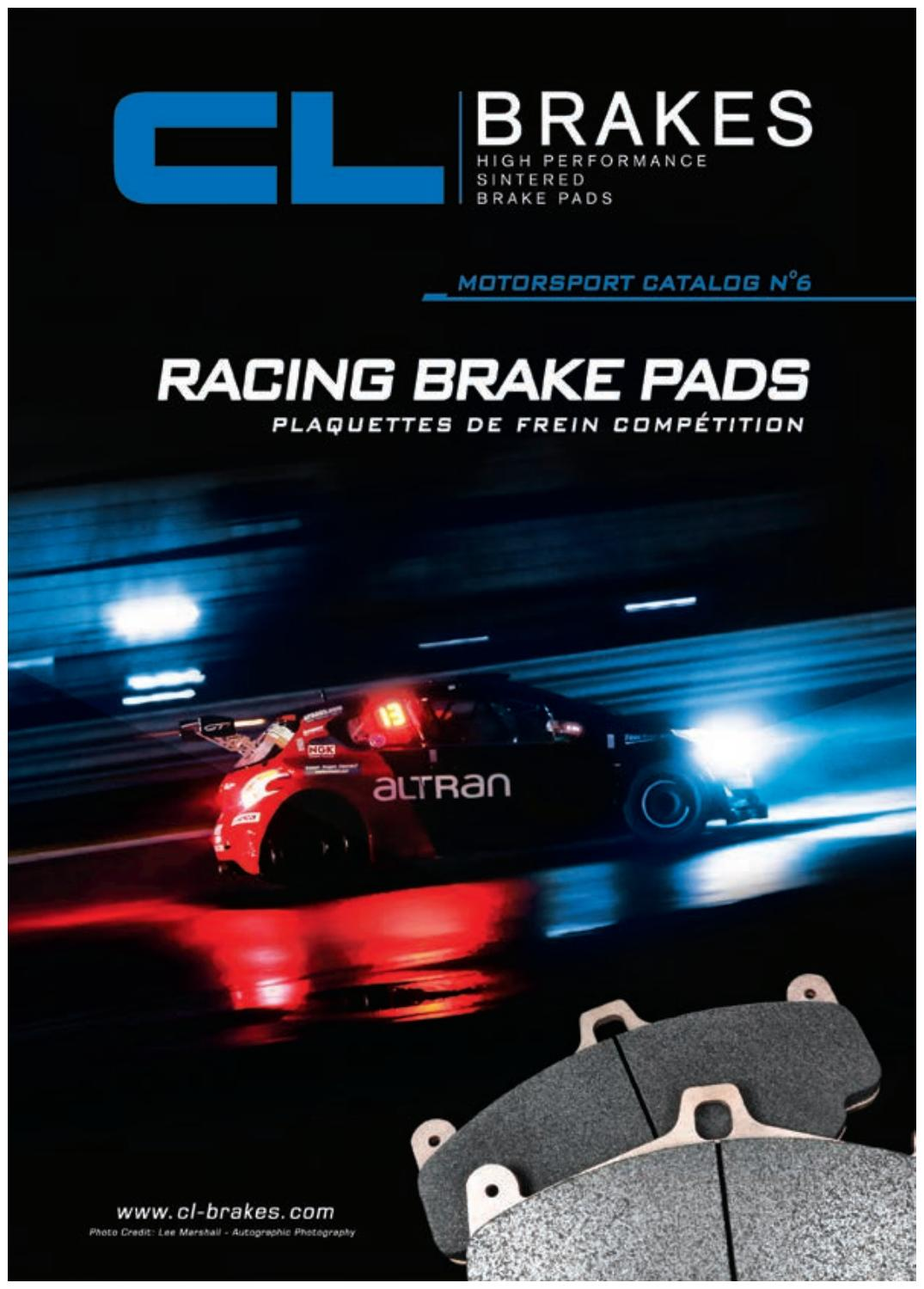 Stoptech Sport Brake Pads Front For Honda Integra DC5 04-06 NOT TYPE R