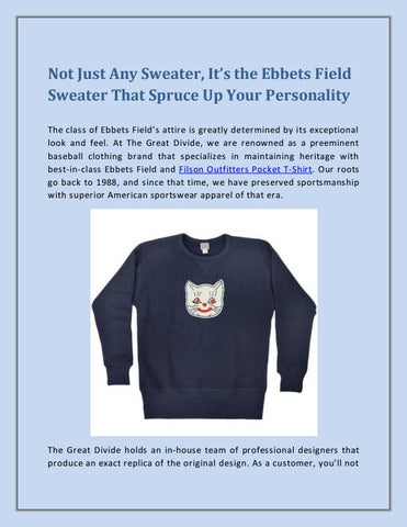 Not Just Any Sweater 9b867475a