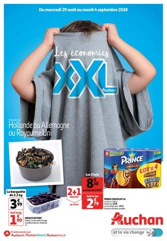 ecbbc87f44c35 Catalogue Auchan Du 29 Août Au 4 Septembre 2018 - Monsieurechantillons.com