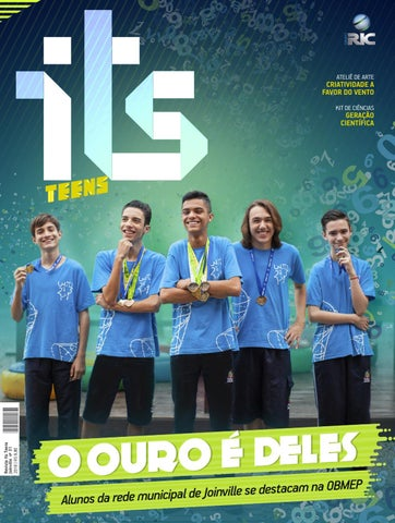 73c09181ae its Teens Joinville - 31 by Revista its - issuu