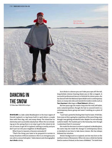 Page 28 of Dancing in the snow – Auri Ahola