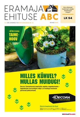 06777abb157 Eramaja Ehituse ABC by Eesti Päevalehe AS - issuu